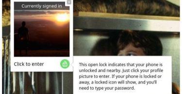 easy unlock chrome os