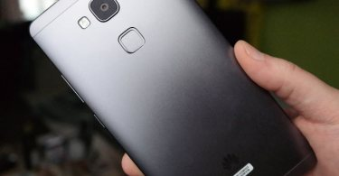 Mate 7 Unboxing
