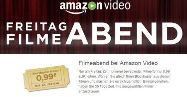 Amazon 99 Cent Filmeabend
