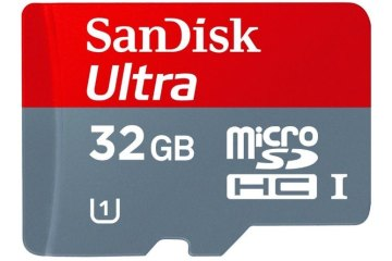 microSD SanDisk 32 GB