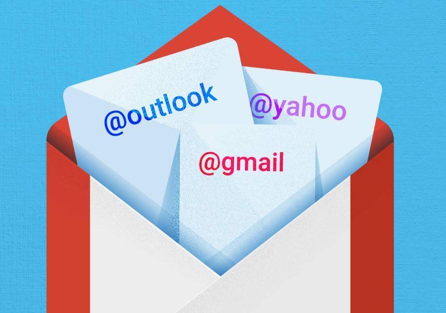 Google strukturiert Gmail mit einem neuen Design um
