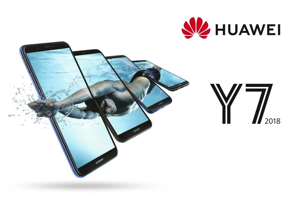 Huawei Y5, Y6 und Y7 vorgestellt: Smartphones ab 119 Euro