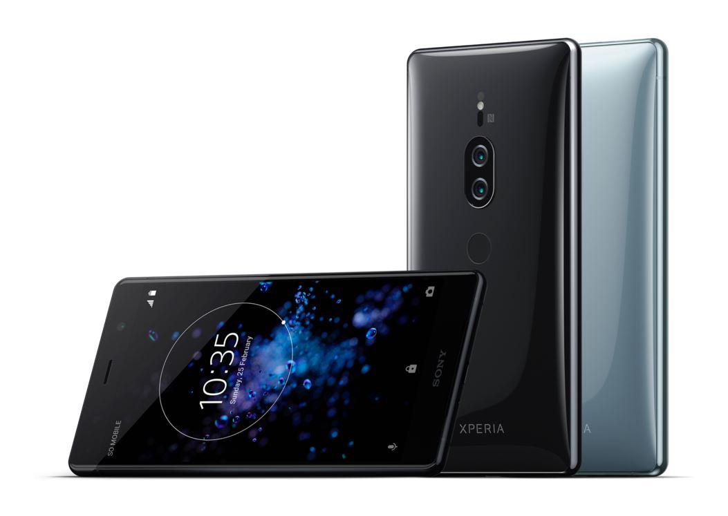 Sony Xperia XZ2 Premium: Smartphone mit 4K-Display klopft an