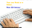 5 Tips to Write Best SEO Articles and Make Money- 2012