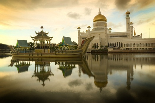 Brunei richest asian country