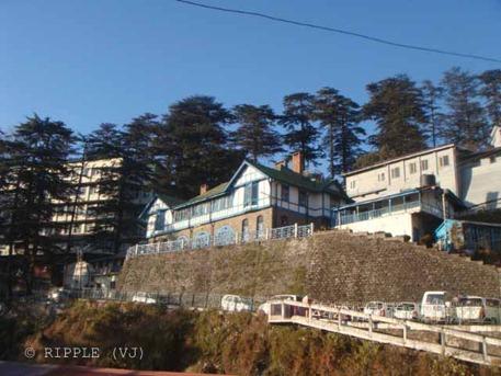 Campus Tour to Himachal Pradesh University