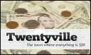 Make money up to $20 on Twentyville!
