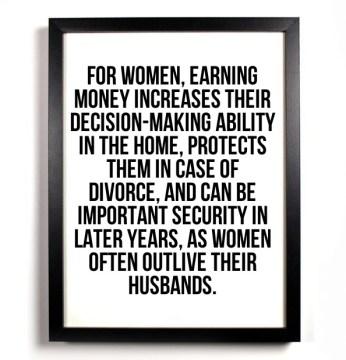 women-earning-money