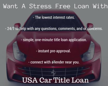 USA-Car-Title-Loan