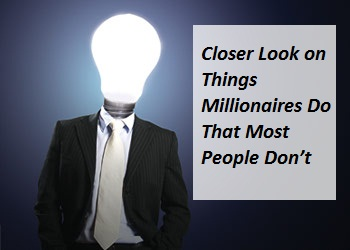 1. to be a thought leader