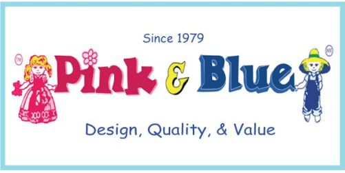 7. pink and blue