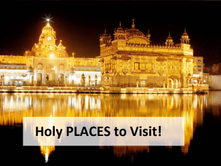 Holy Places To Visit On Earth in 2016