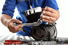 30. Small engine repair