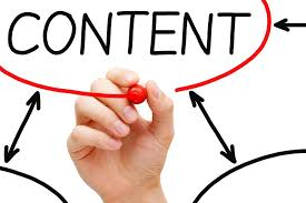 Creating original and unique content