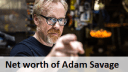 The Net Worth of Adam Savage In 2016