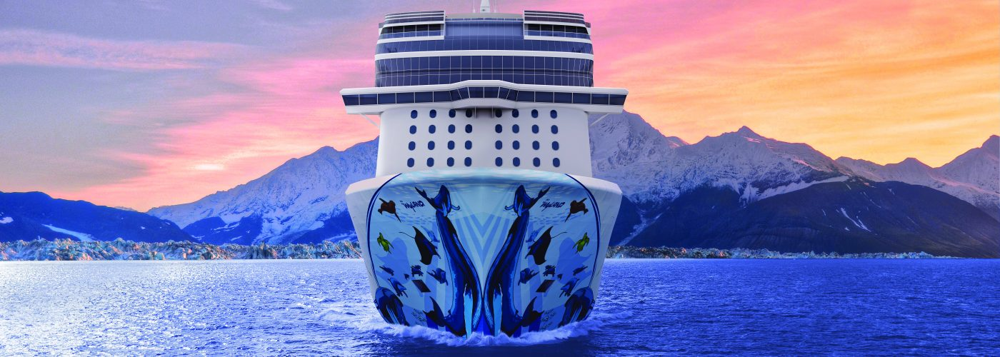 Norwegian Bliss Norwegian\u0027s Largest Cruise Ship Heads to Alaska