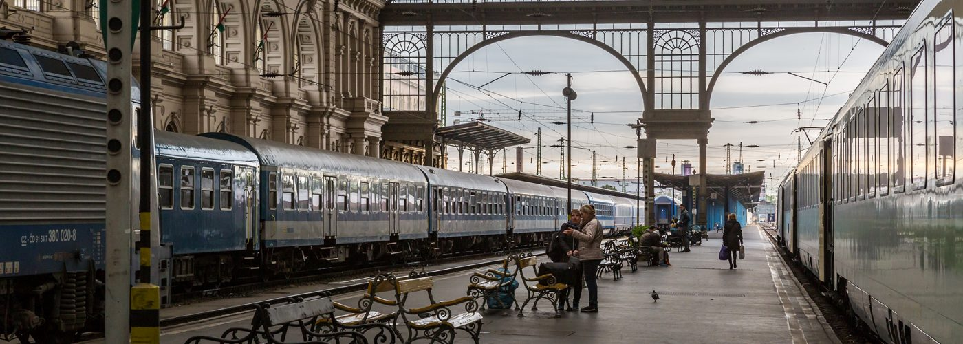 This One-Stop Shop for Planning Europe Train Travel Is the Secret to
