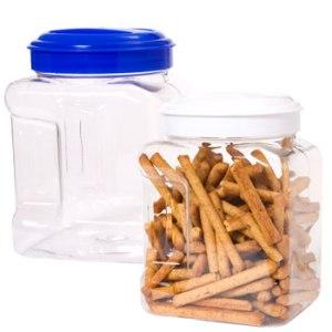 Dollar Tree Food Jar