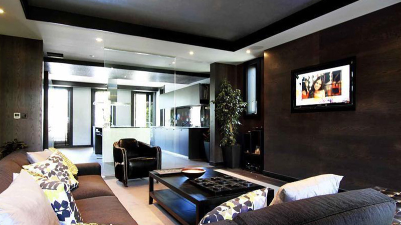 Lutron Home Automation Lighting Systems Design and Install Home - smart home design