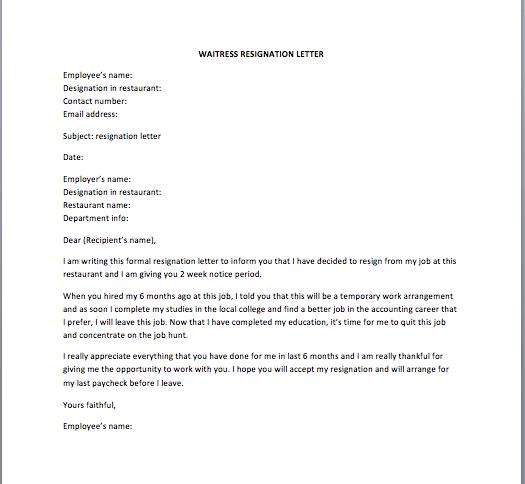 resignation letter maker free resignation letter creatorpolite