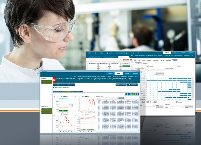 Intuitive data management for Process Analytical Technology