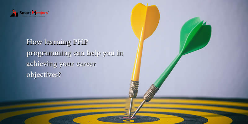 Learning PHP Programming Can Help You In Achieving Your Career - what are your career objectives