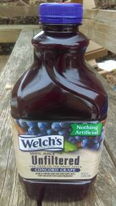 welchs unfiltered grape juice discount grocery store