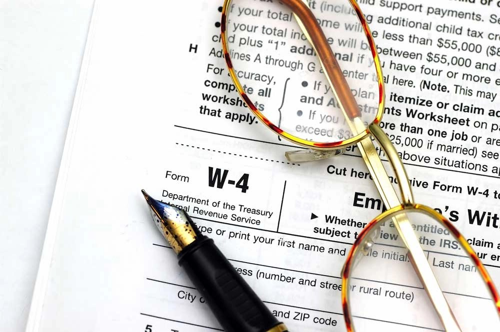 Tax Cuts and Jobs Act New W-4 form for 2018 SmartPayroll Solutions - ga payroll calculator
