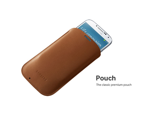 Galaxy S4 Pouch