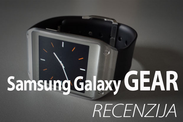 Recenzija: Samsung Galaxy GEAR (Video)