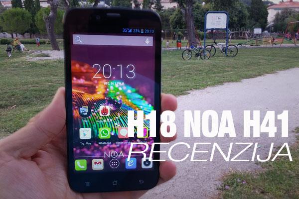 Recenzija: H18 NOA H41