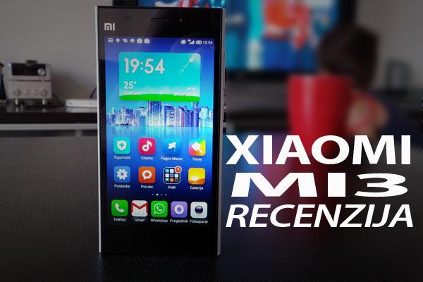 Recenzija: Xiaomi MI3