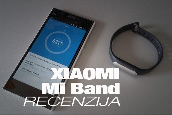 Recenzija: Xiaomi Mi Band