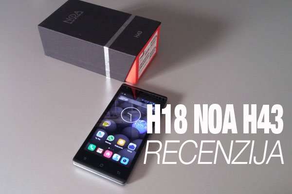 Recenzija: H18 Noa H43