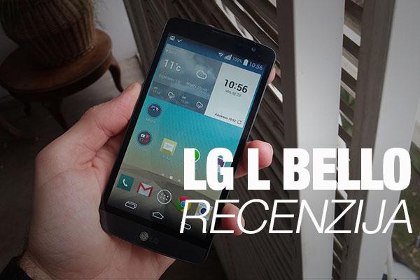Recenzija: LG L Bello