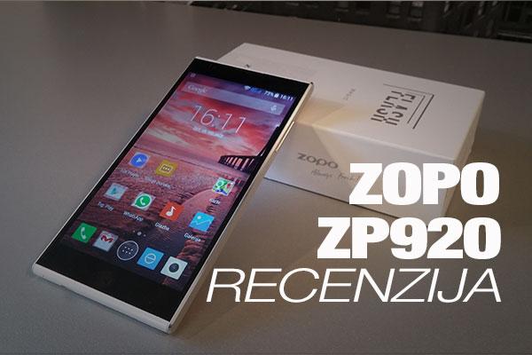 Recenzija: Zopo ZP920