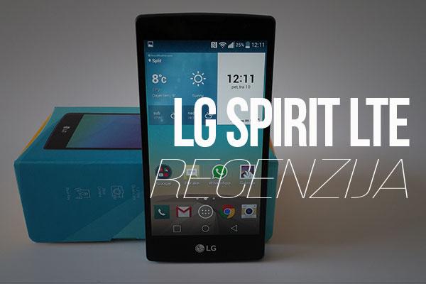 Recenzija: LG Spirit LTE