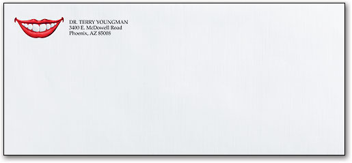 Custom Stationery - Letterhead, Envelopes  Notepads SmartPractice