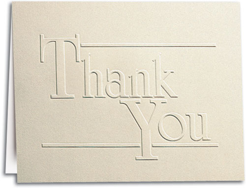 Cosmetic Surgery Thank You Cards SmartPractice Medical