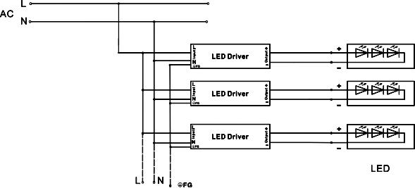 ultra regulation power supply 24v 24v by lm317lm337