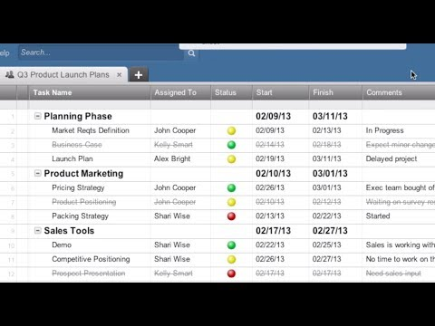 Client Contact List Template Smartsheet - company contact list template