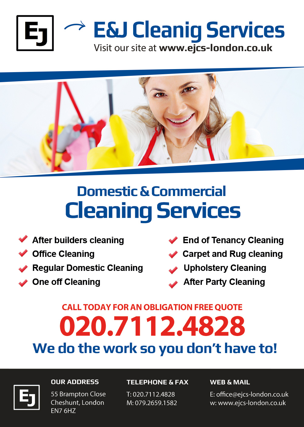 cleaning flyer doc tk cleaning flyer 23 04 2017