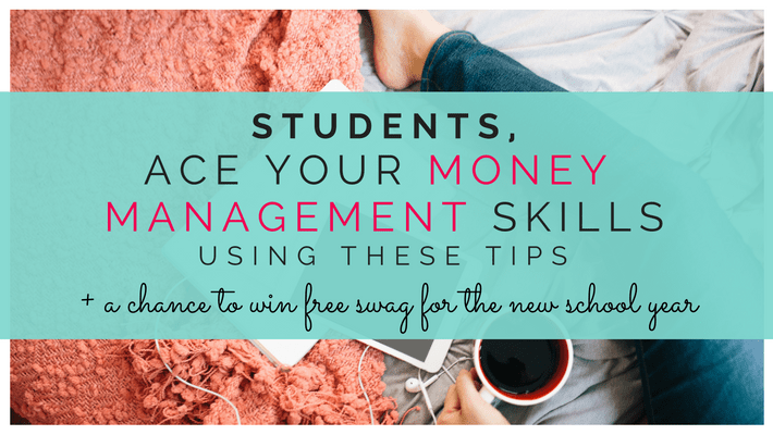 Students, Ace Your Money Management Skills With These Tips