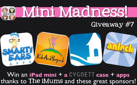 Smarty Ears & iMums donating an iPad Mini