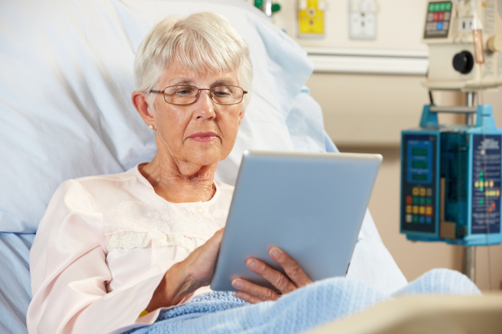 The iPad is now also helping stroke victims