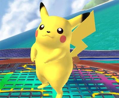 3d Pikachu Wallpaper スマブラ拳