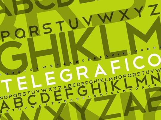 minimalisticfonts6 15 Free Minimalistic Designs Fonts