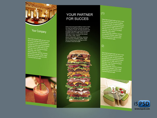 A Wonderful Collection of Restaurant Brochures
