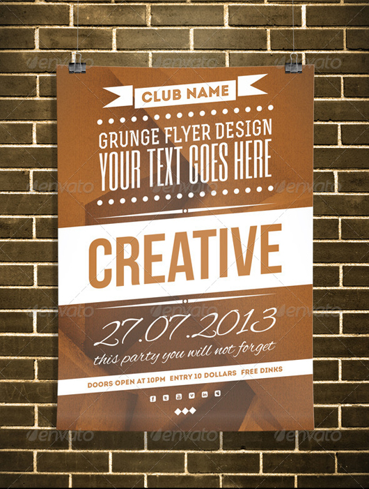 The Best Flyer Designs - Free and Premium