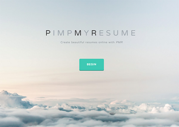 10 Must Have Online Resume Builder - Smashing Buzz